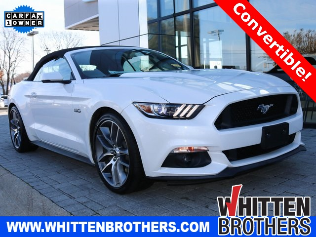 Pre-Owned 2017 Ford Mustang GT Premium