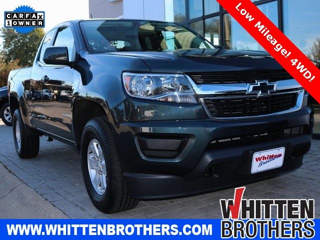 Pre-Owned 2017 Chevrolet Colorado