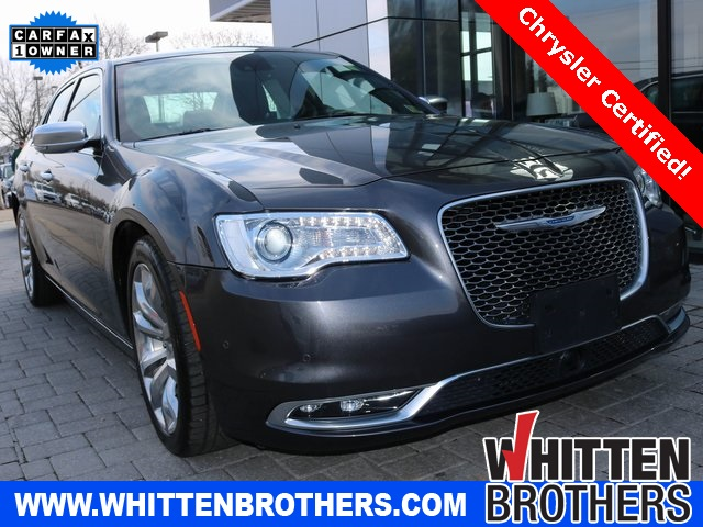Certified Pre-Owned 2015 Chrysler 300C Platinum