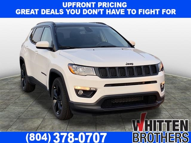 NEW 2020 JEEP COMPASS ALTITUDE FWD SALE!