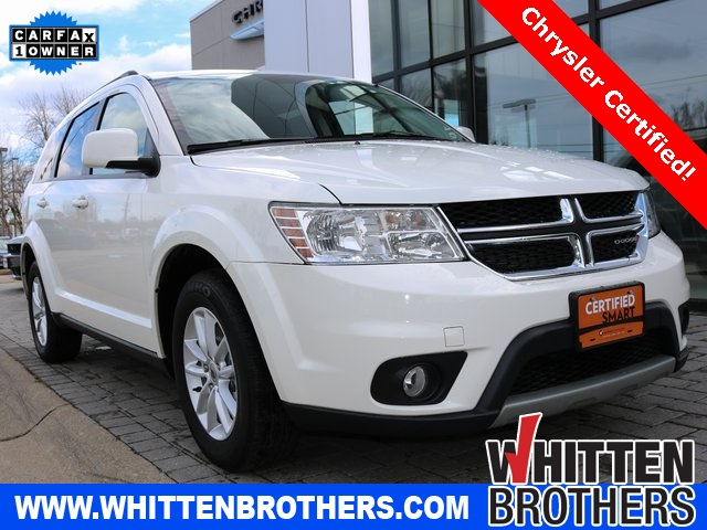 Certified Pre-Owned 2018 Dodge Journey SXT