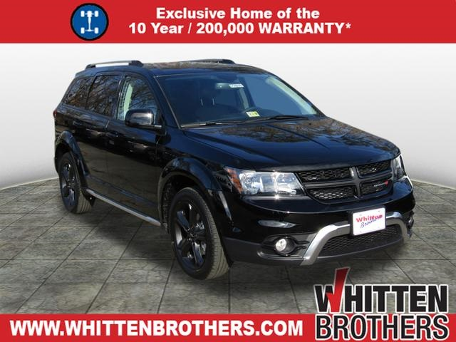 New 2018 Dodge Journey Crossroad Sport Utility In Richmond D18016