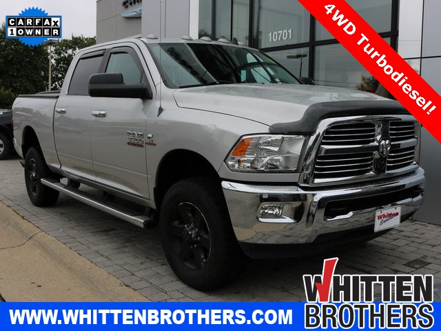 Pre-Owned 2013 Ram 3500 Big Horn