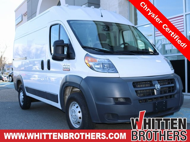 8dbcb58119 Certified Pre-Owned 2018 Ram ProMaster 1500 Base 3D Cargo Van in ...