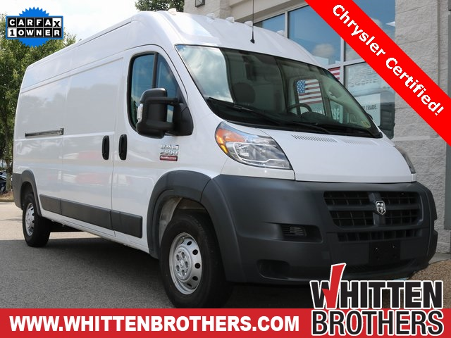 Pre-Owned 2018 Ram ProMaster 2500 High Roof