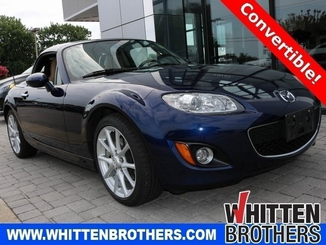 Pre-Owned 2009 Mazda Miata PRHT Grand Touring