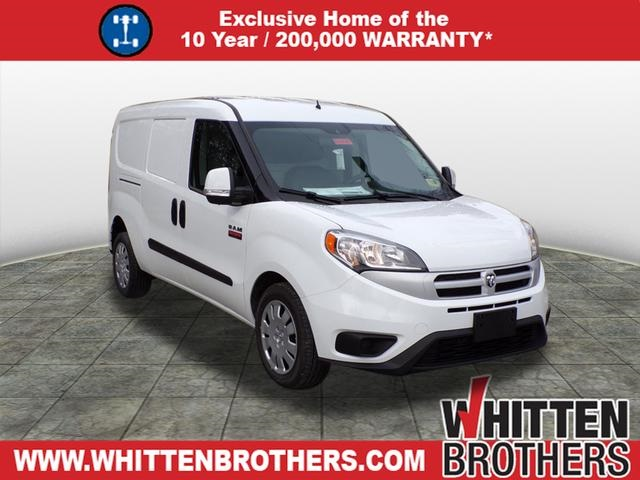 New 2018 RAM ProMaster City® Tradesman SLT