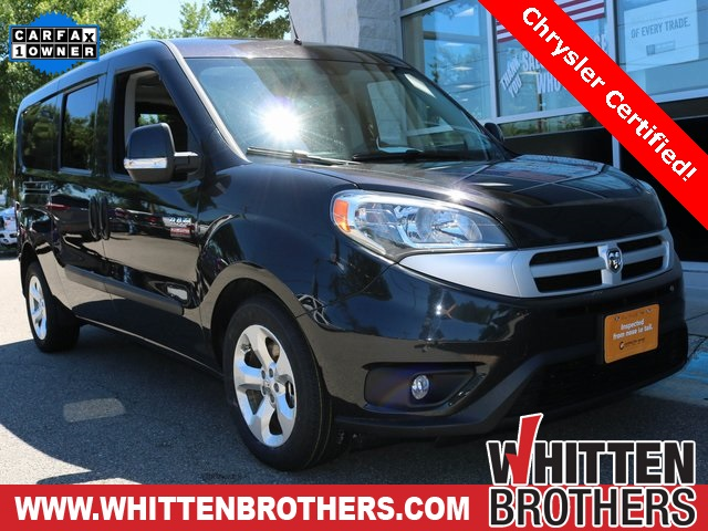 Certified Pre-Owned 2015 Ram ProMaster City SLT