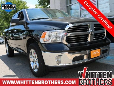 Certified Pre-Owned 2017 Ram 1500 Big Horn
