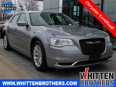 CERTIFIED PRE-OWNED 2017 CHRYSLER 300 LIMITED RWD 4D SEDAN