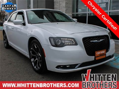 CERTIFIED PRE-OWNED 2017 CHRYSLER 300 S RWD 4D SEDAN
