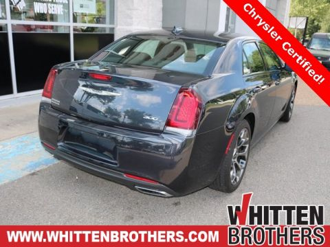 Certified Pre-Owned 2016 Chrysler 300 S