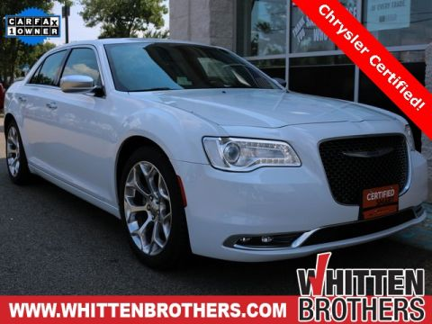 Certified Pre-Owned 2017 Chrysler 300C Platinum