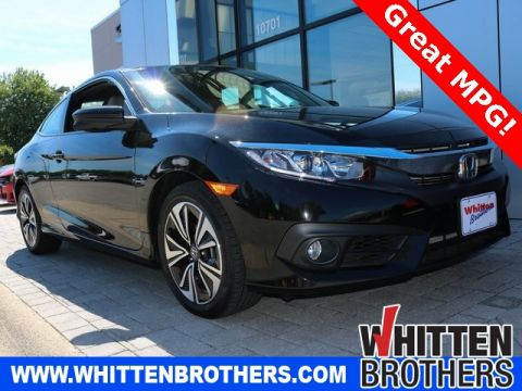 Pre-Owned 2017 Honda Civic EX-T