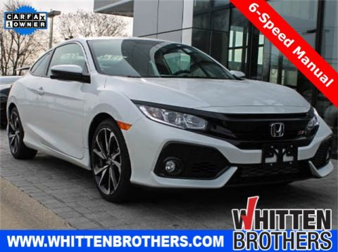 PRE-OWNED 2017 HONDA CIVIC SI FWD 2D COUPE