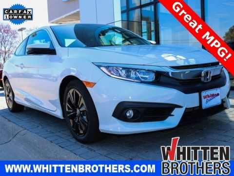 Pre-Owned 2017 Honda Civic EX-L