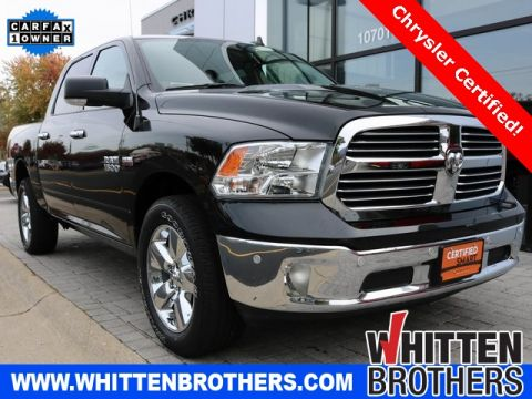 Certified Pre-Owned 2018 Ram 1500 Big Horn