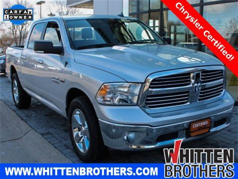 CERTIFIED PRE-OWNED 2016 RAM 1500 BIG HORN 4WD