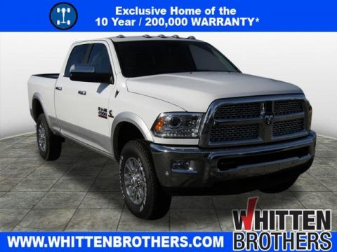 NEW 2018 RAM 2500 LARAMIE CREW CAB 4X4 6'4 BOX