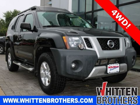 Pre-Owned 2011 Nissan Xterra X