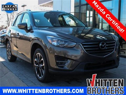 PRE-OWNED 2016 MAZDA CX-5 GRAND TOURING FWD 4D SPORT UTILITY