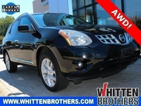 Pre-Owned 2011 Nissan Rogue Krom