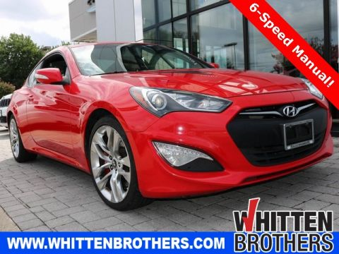 Pre-Owned 2015 Hyundai Genesis Coupe 3.8