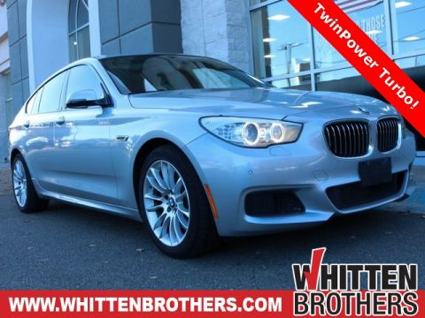 Pre-Owned 2014 BMW 5 Series 535i xDrive Gran Turismo