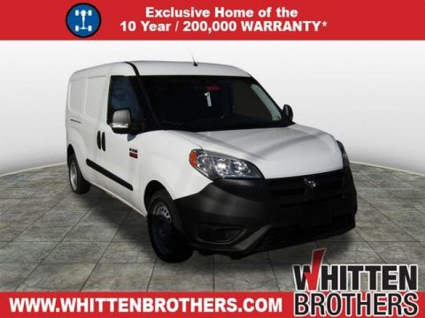 New 2018 RAM Promaster City Tradesman Tradesman